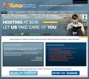 Website 2009