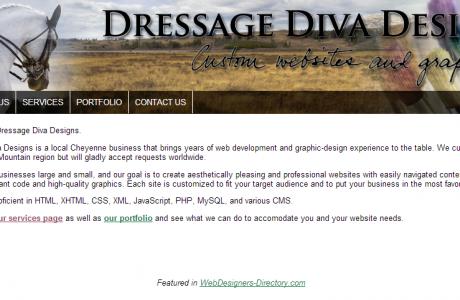 Dressage Diva Designs